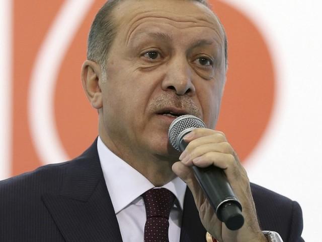 """Erdoğan: """"Türken in Deutschland sollen nicht für Christdemokraten, SPD oder Grüne stimmen"""""""