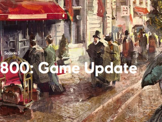 Anno 1800: Update 11 bringt zahlreiche Features wie ein neues Spieltempo