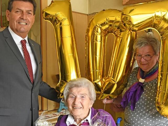 Langenloiserin konnte ihren 107. Geburtstag feiern