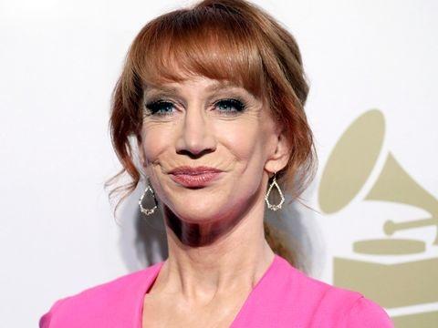 """US-Komikerin - Kathy Griffin: Krebs-Operation ist """"gut verlaufen"""""""