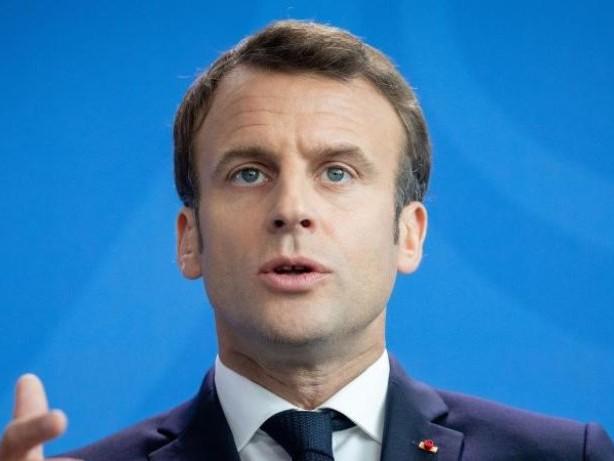 Drohender Handelskonflikt: Macron strebt Abmachung mit Trump zu Digitalsteuer an