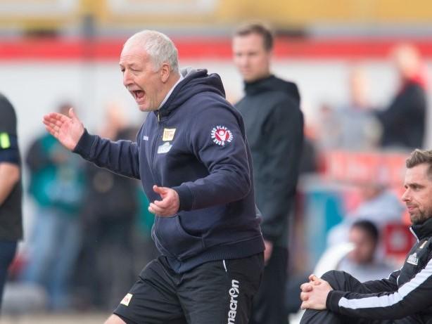 Zweite Liga: Union-Ultimatum für Trainer Hofschneider