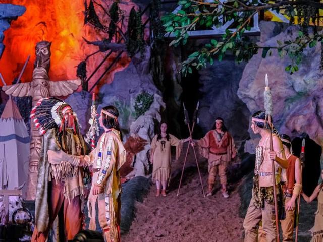 Winnetou in Winzendorf: Warum Karl-May-Festspiele faszinieren