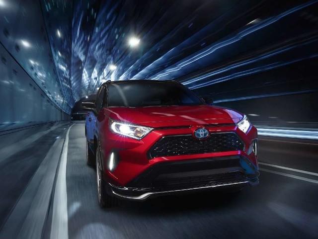 Toyota RAV4:Souverän, sparsam - und manchmal umständlich