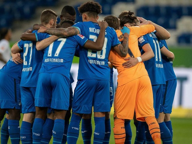 Gegen Rassismus bei Instagram und Co.: TSG Hoffenheim beteiligt sich an Social-Media-Boykott