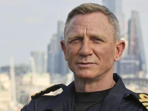 007-Darsteller: Daniel Craig hat am letzten Bond-Drehtag geweint