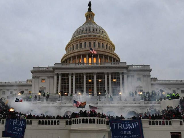Sturm auf das Kapitol: Streit um Aufklärung entbrannt - US-Abgeordnete fürchten um ihre Sicherheit