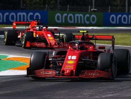 Formel 1: Weg aus Ferrari-Misere Ferrari baut neue Hinterachse