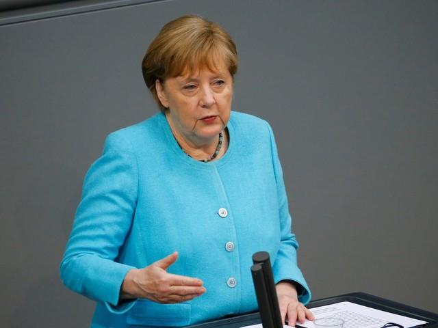 Angela Merkel lehnte Freigabe von Impfstoff-Patenten weiter ab
