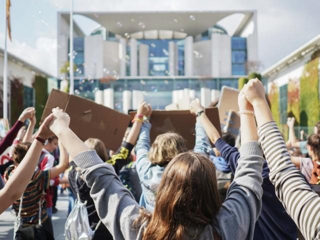 Karlsruher Urteil zum Klimaschutzgesetz: Im Freitagssturm