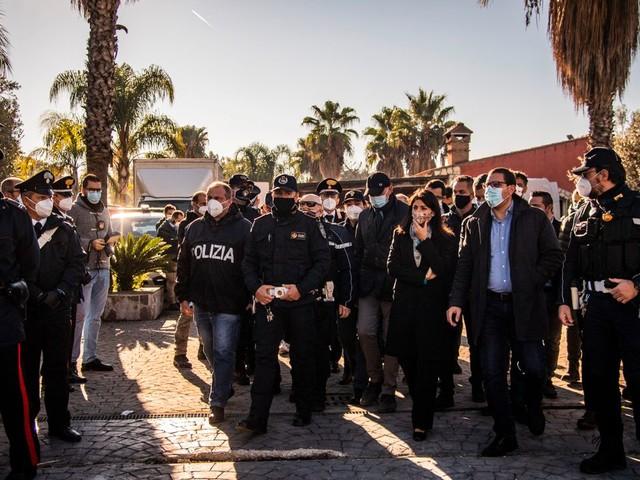 Mafia in Italien: Kampf um Rom