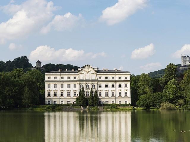 Schloss Leopoldskron: Immer fest spielen