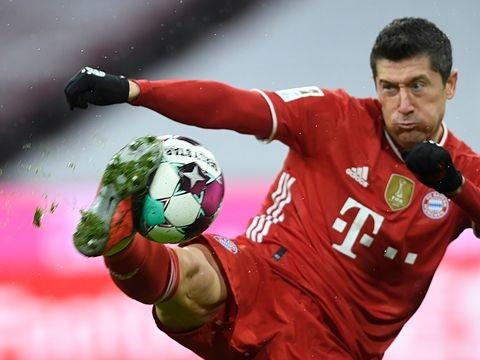 """Auszeichnungen - """"Gigantisch"""": Lewandowski wieder Fußballer des Jahres"""
