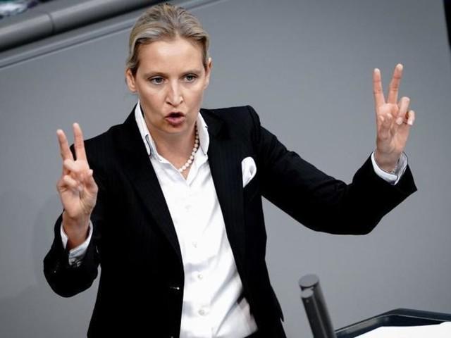 AfD-Spitzenkandidatin Weidel will sich nicht impfen lassen