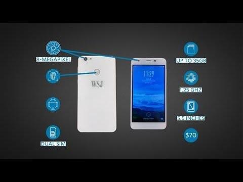 Do it yourself: So baut ihr euer eigenes Smartphone für 70 Dollar
