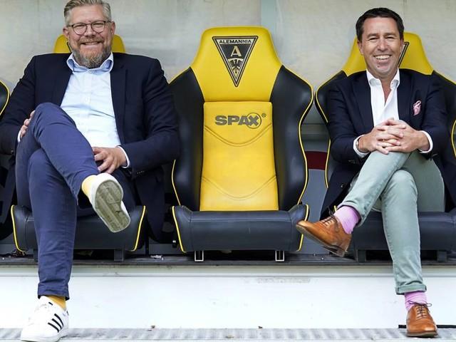 Alemannia Aachen: Ein Verein, zwei Teams, zwei Wahlprogramme