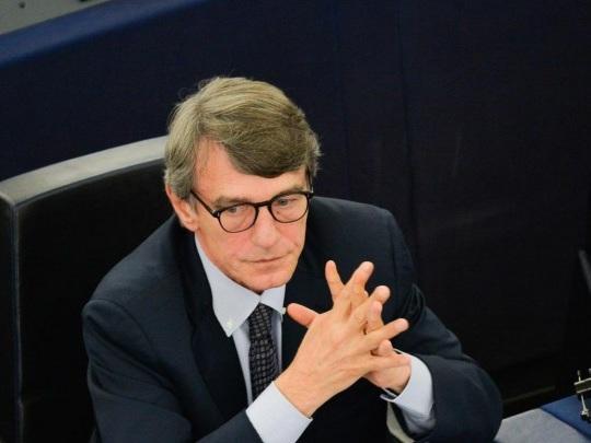 Covid-19 - EU-Parlamentspräsident Sassoli für gemeinsames Schuldeninstrument