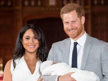 """Harry und Meghan: Ihre dritte Nanny ist ein """"Geschenk des Himmels"""""""