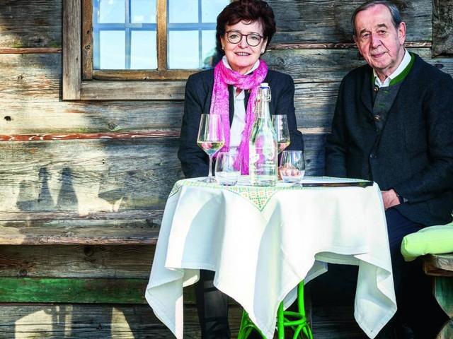 Kulinarischer Gipfel: Zu Besuch am Pogusch