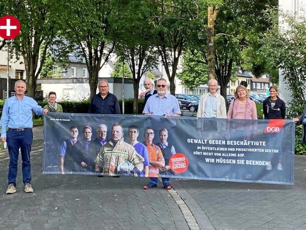 Gewerkschaft: Kreis Olpe: DGB will sich in Bundestags-Wahlkampf einmischen
