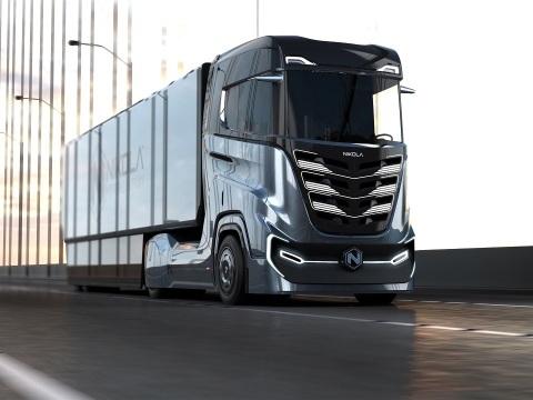 Wasserstoff-LKW mit 1.000 PS: Nikola Tre fährt 1.200 Kilometer am Stück