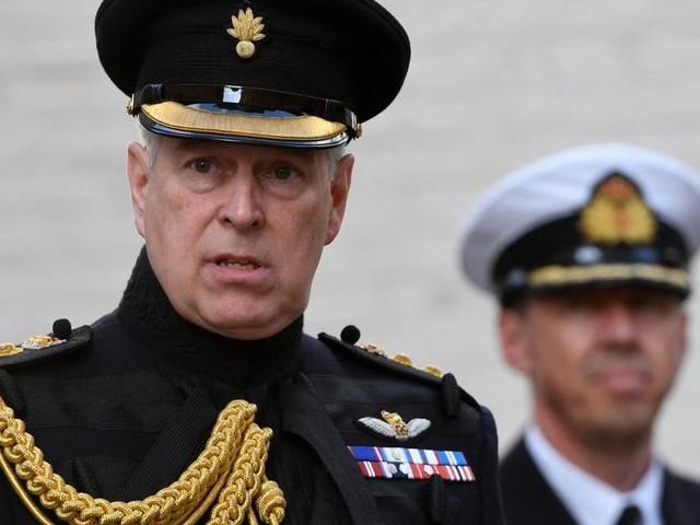 US-Anwälte von Prinz Andrew akzeptierten Eingang einer Zivilklage