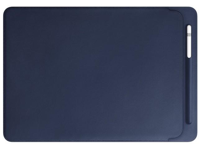 Apple stellt neue Lederhülle für iPad Pro vor – neues Apple Pencil Case