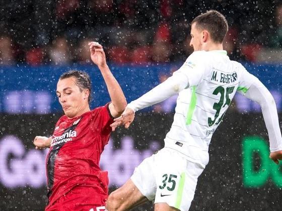 Leverkusen setzt Serie fort - Rückschlag für Werder
