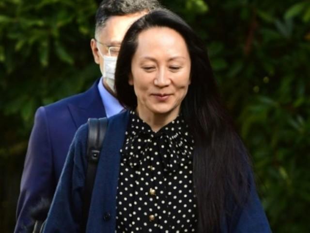 Kanadische Richterin lässt Huawei-Managerin Meng frei