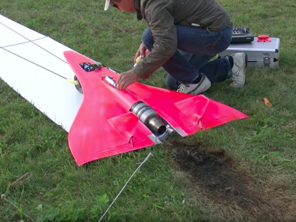 Das schnellste RC-Flugzeug der Welt