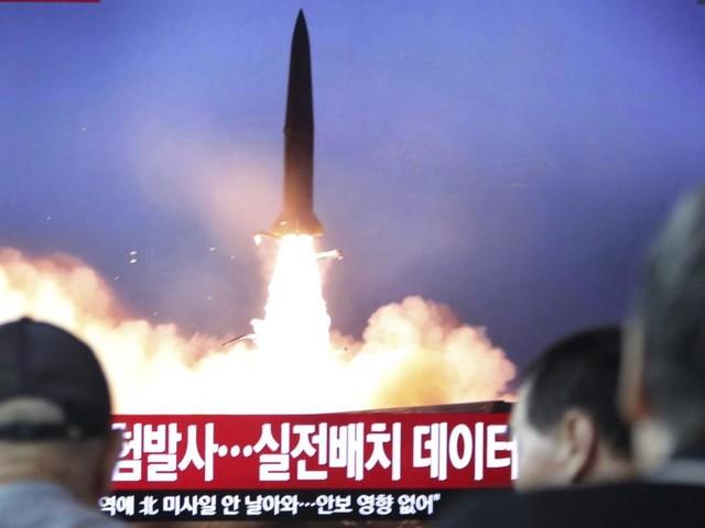 Nordkorea testet weiterhin neue Raketen