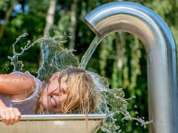 Lust aufs Wochenende: Wasser marsch! – Kostenlose Wasserspielplätze in der Region