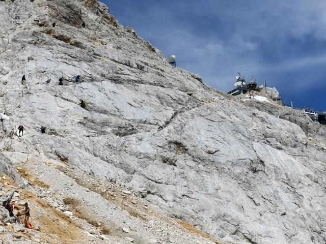 Kletterpartner rettet deutschem Bergsteiger das Leben