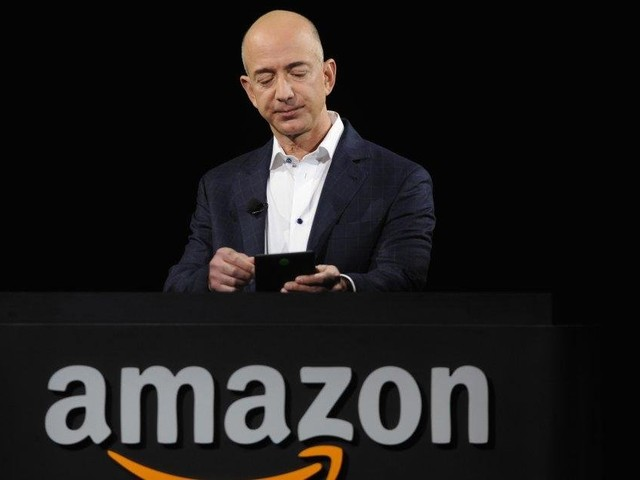 Jeff Bezos gibt Leitung von Amazon ab