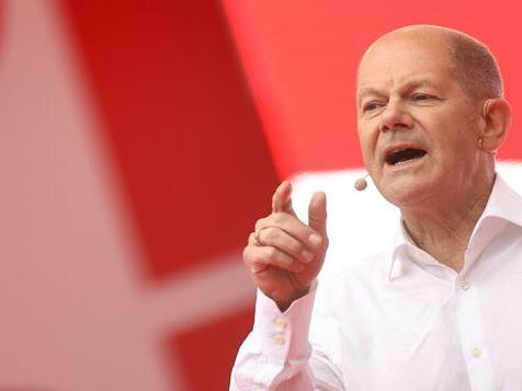 SPD laut Umfrage nur noch ein Punkt vor der Union