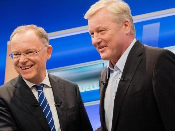 Niedersachsen-SPD liegt in neuer Umfrage vor CDU
