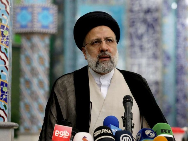 Präsidentschaftswahl in Iran: Hardliner Raisi folgt Ruhani im Amt