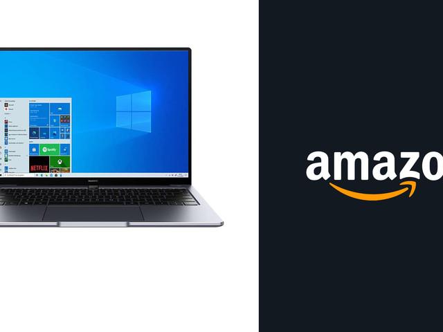Amazon: Huawei MateBook 14 (2021) mit satter Ersparnis