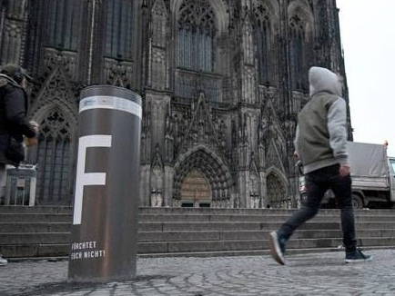 Aniterror-Poller in Köln