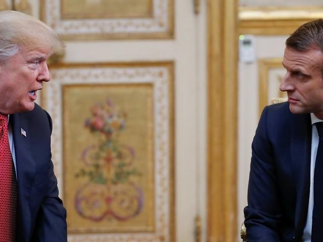 Tirade via Twitter: Das steckt hinter Trumps Macron-Bashing