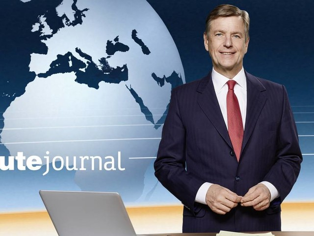 """Nach 18 Jahren """"heute journal"""": Moderator Claus Kleber verlässt das ZDF"""
