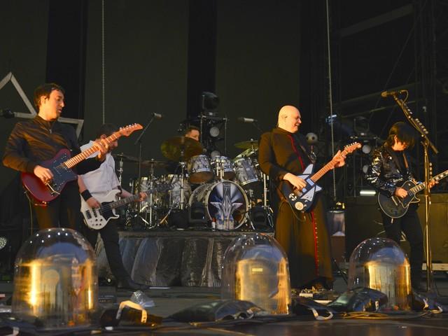"""The Smashing Pumpkins kündigen Sequel-Album zu """"Mellon Collie And The Infinite Sadness"""" an"""