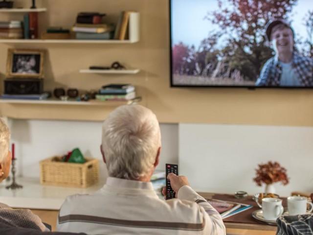 Heimische TV-Nutzung erreichte am Sonntag neuen Rekord