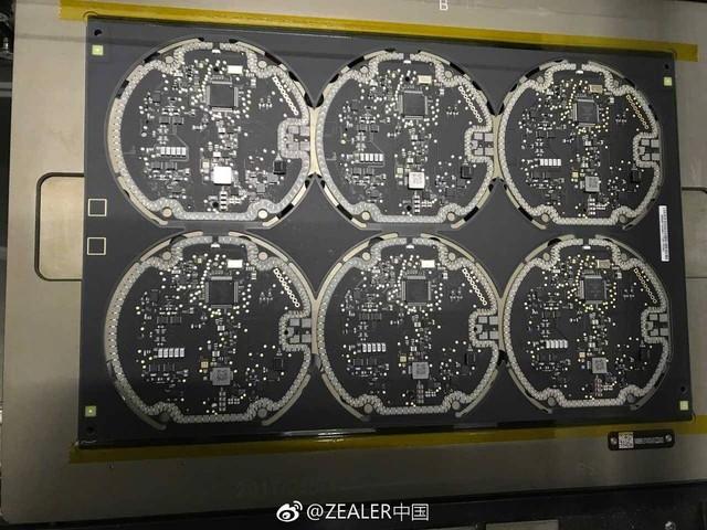 iPhone 8: mutmaßliche Komponente für drahtloses Laden zeigt sich auf Fotos