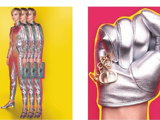 Herbst/Winter 21/22: Freude und Optimismus dominieren Mode-Kampagnen