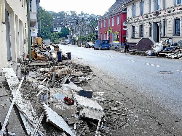 Hochwasser: Flut in Hagen: Leser in Sachsen spenden 275.000 Euro