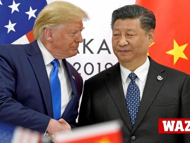Weltwirtschaft: USA und China: Zwei Giganten ringen um die Weltspitze