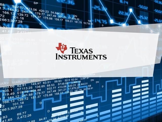 Texas Instruments-Aktie Aktuell - Texas Instruments mit Kursgewinnen