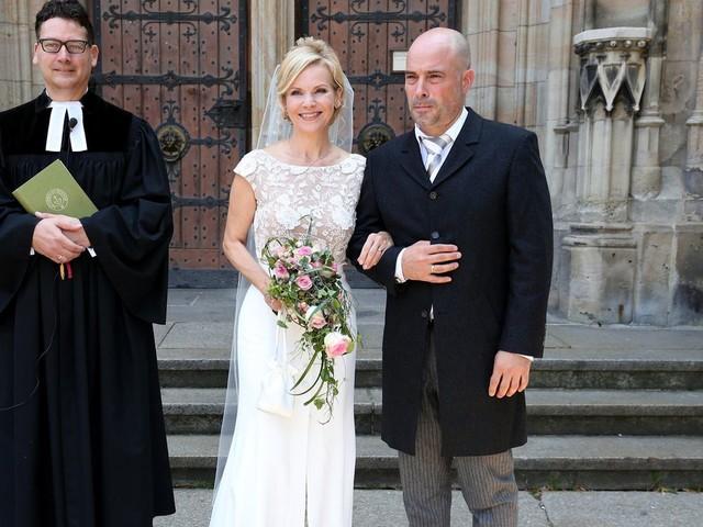 "Andrea Kathrin Loewig: Der ""In aller Freundschaft""-Star hat Ja gesagt"