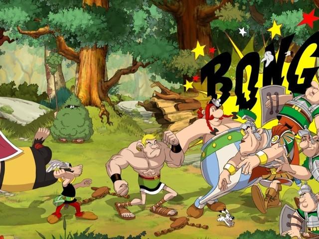 Asterix & Obelix: Slap Them All! - Die Prügelei beginnt ab Ende November